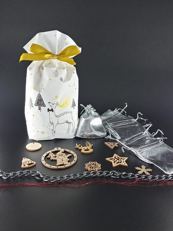 Calendrier avent la boîte a perles